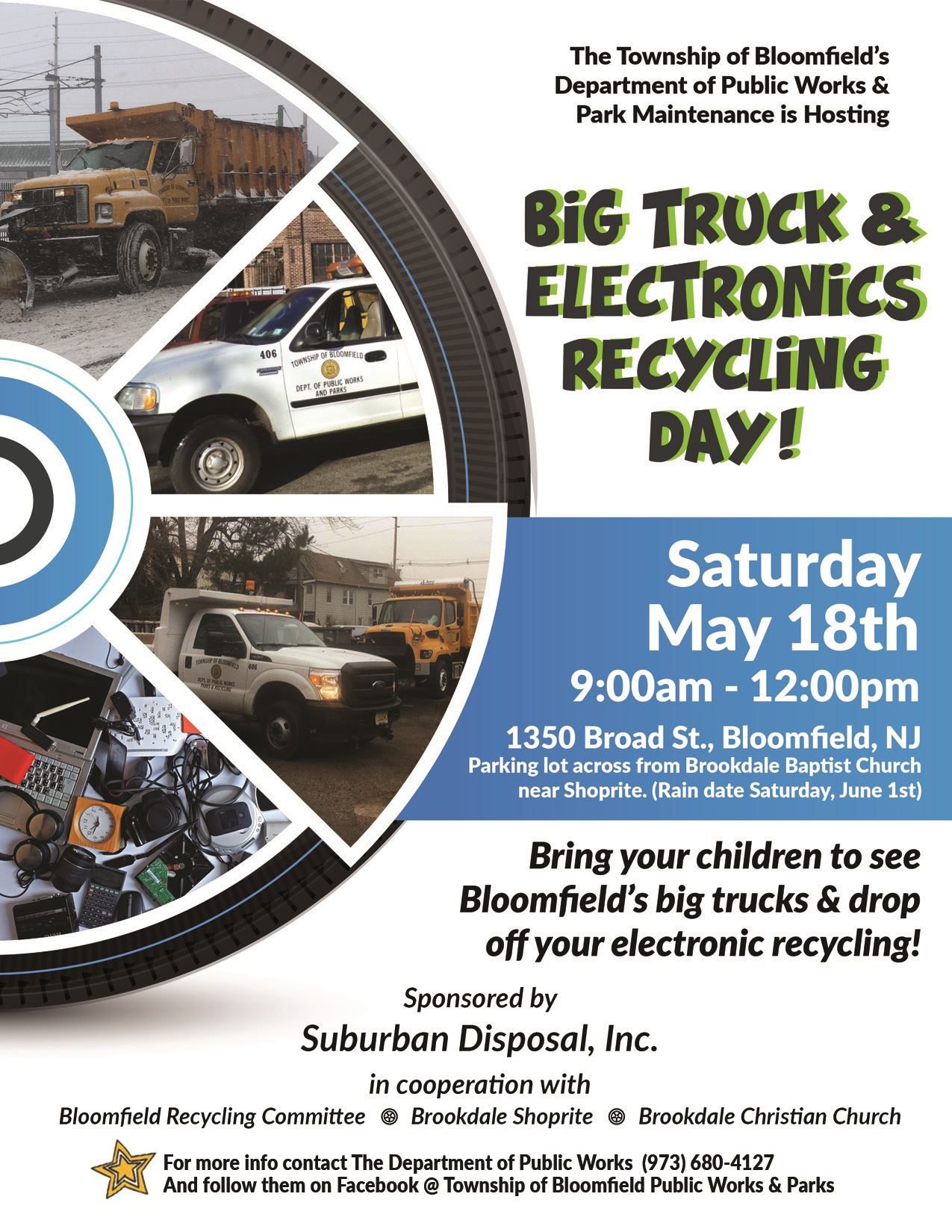 big trucks  electronics day 2019