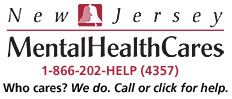 New Jersey Mental Health Cares