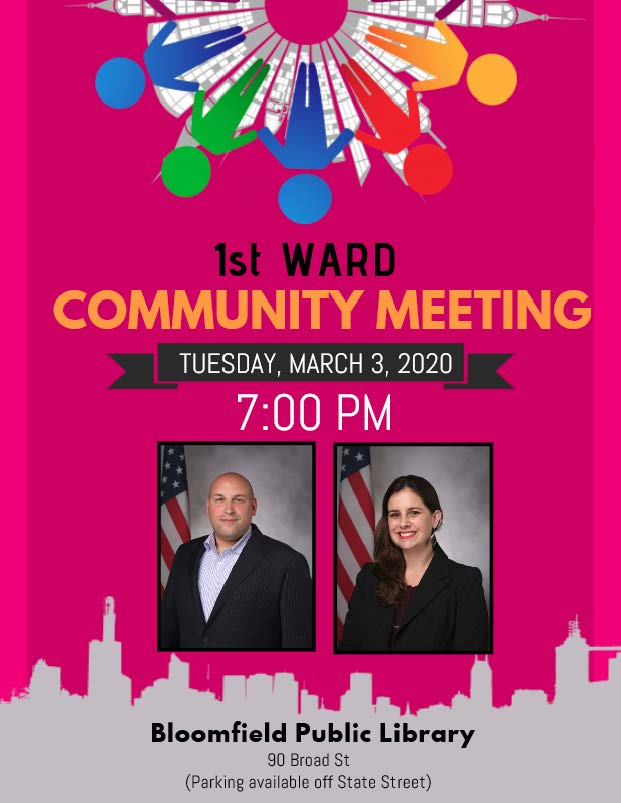 1st Ward meeting