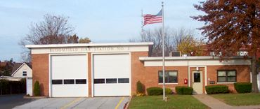 Front View of Second Fire Station