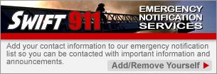 Swift 911 Emergency Notification Services