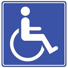 ADA International Symbol of Accessibility (Wheelchair)