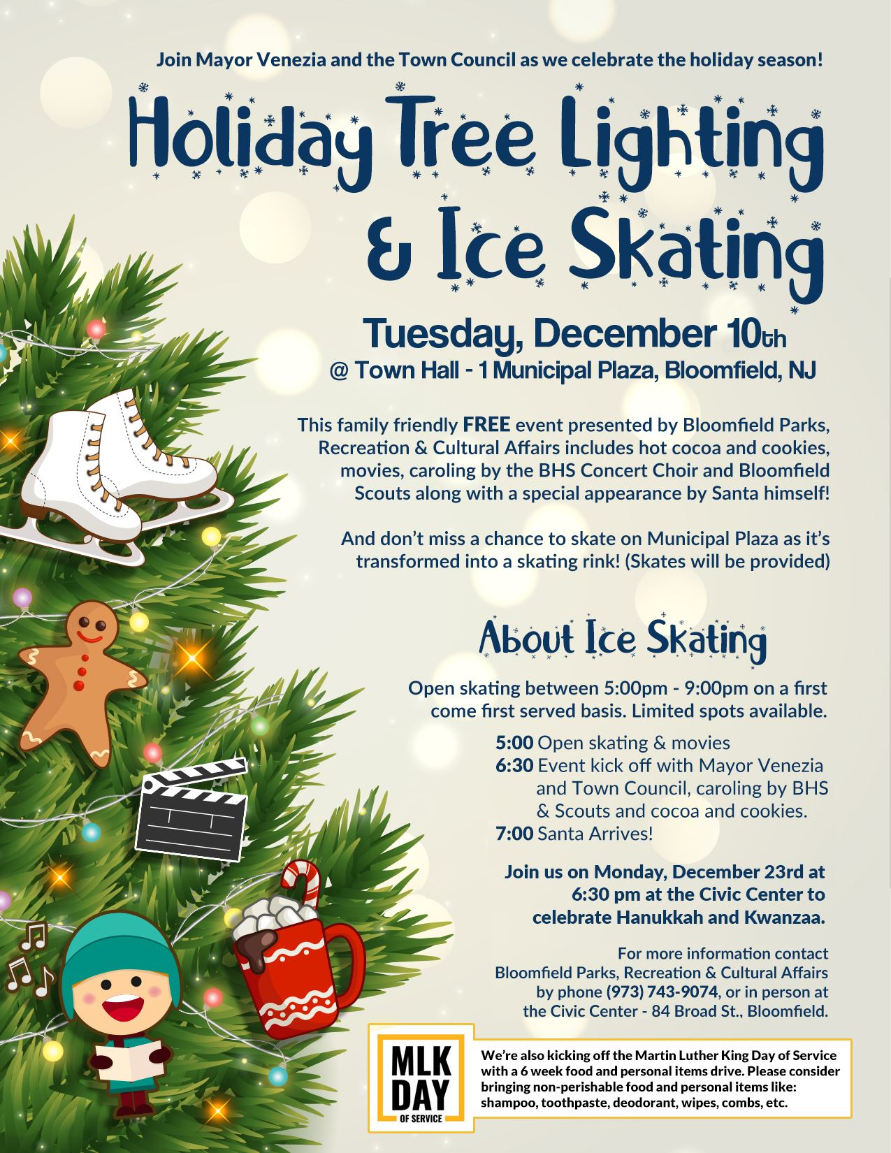 tree lighting 2019